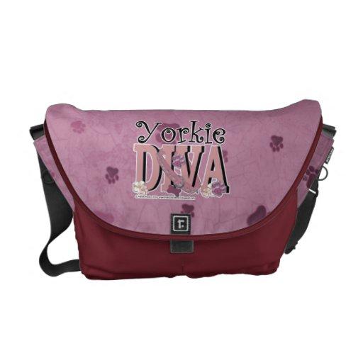Yorkshire Terrier DIVA Commuter Bags