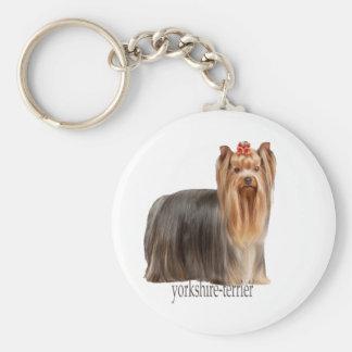 yorkshire-terrier dog breeds keychains