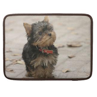 Yorkshire Terrier dog, cute macbook air sleeve Sleeve For MacBook Pro