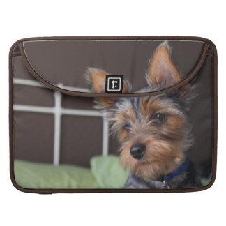 Yorkshire Terrier dog, cute macbook air sleeve Sleeves For MacBooks