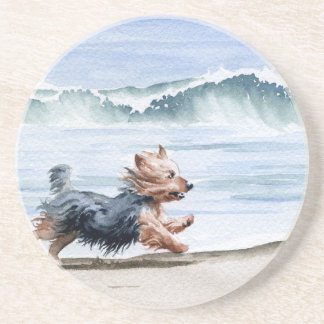 Yorkshire Terrier Drink Coaster