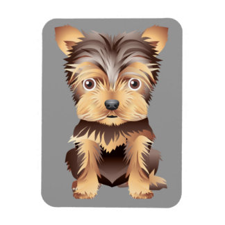Yorkshire Terrier Flex Magnet