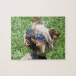 Yorkshire Terrier fresco Puzzle