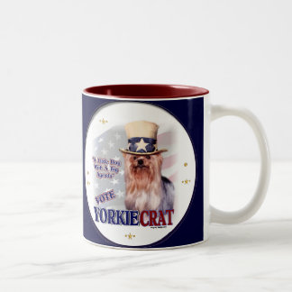Yorkshire Terrier Gifts Mugs