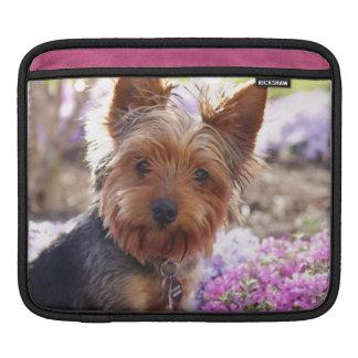 Yorkshire Terrier iPad Sleeve