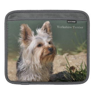 Yorkshire Terrier ipad Sleeve