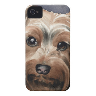 Yorkshire Terrier iPhone 4 Case-Mate Case