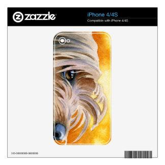 Yorkshire Terrier iPhone 4S Decals