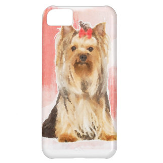 Yorkshire Terrier iPhone 5C Case
