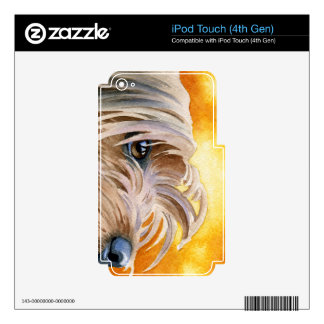 Yorkshire Terrier iPod Touch 4G Skin