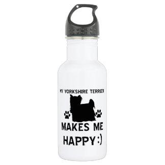 Yorkshire Terrier items Water Bottle