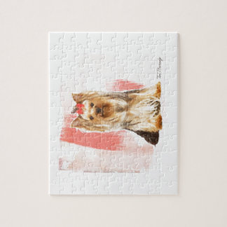 Yorkshire Terrier Jigsaw Puzzles