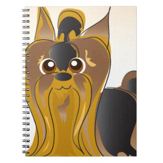 Yorkshire Terrier Libro De Apuntes