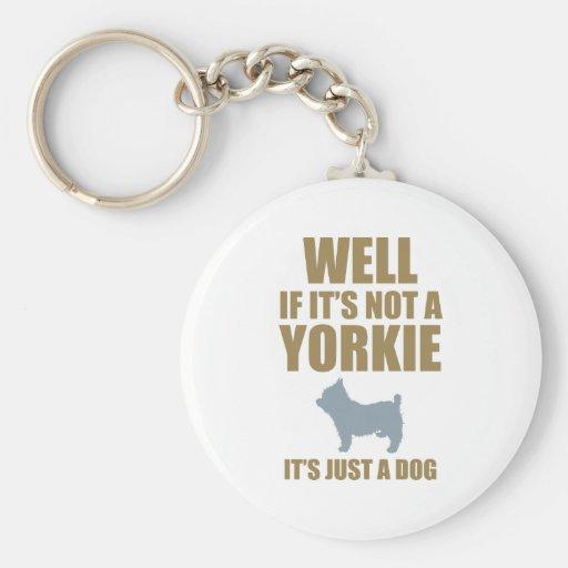 Yorkshire Terrier Llavero Personalizado