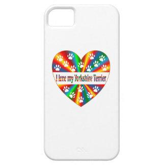 Yorkshire Terrier Love iPhone SE/5/5s Case
