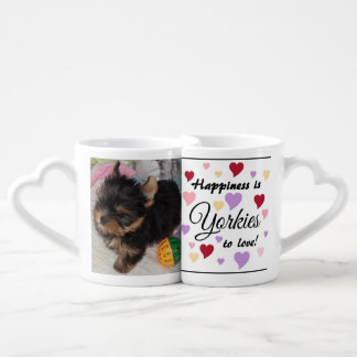 Yorkshire Terrier Lovers Mugs