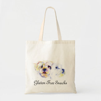 Yorkshire Terrier Lunch and Shopping Bag