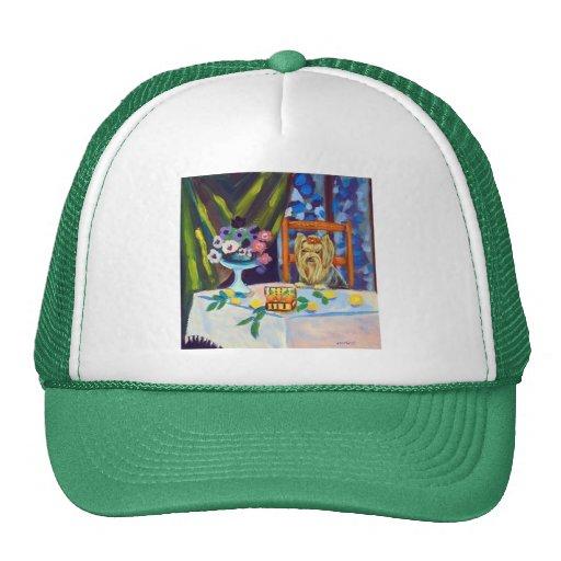 Yorkshire Terrier Mesh Hats