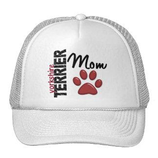 Yorkshire Terrier Mom 2 Trucker Hats