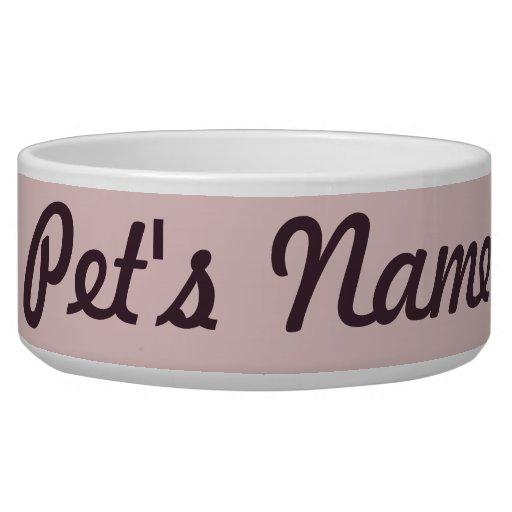 Yorkshire Terrier MOM Dog Food Bowls