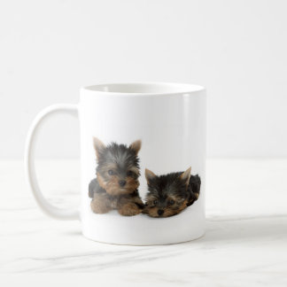 Yorkshire Terrier Puppies Mug