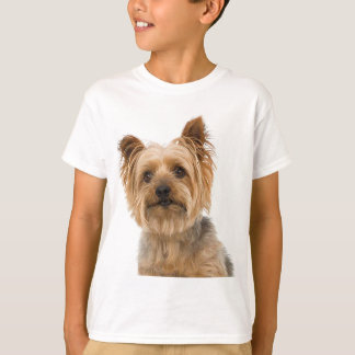 Yorkshire Terrier Puppy Dog Love Yorkies Kids T-Shirt