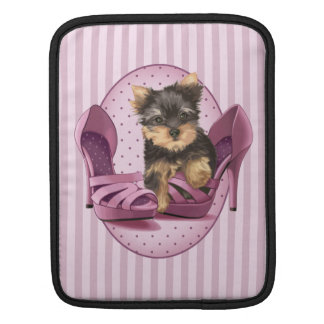 Yorkshire Terrier Puppy iPad Sleeve
