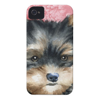 Yorkshire Terrier Puppy iPhone / iPad case