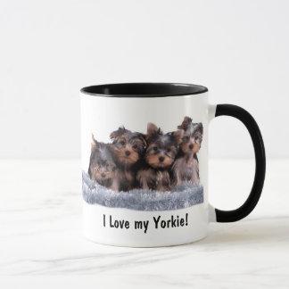 Yorkshire Terrier Puppy Mug