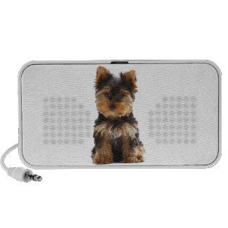 Yorkshire Terrier Puppy Travel Speakers