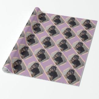 Yorkshire Terrier puppy Gift Wrap