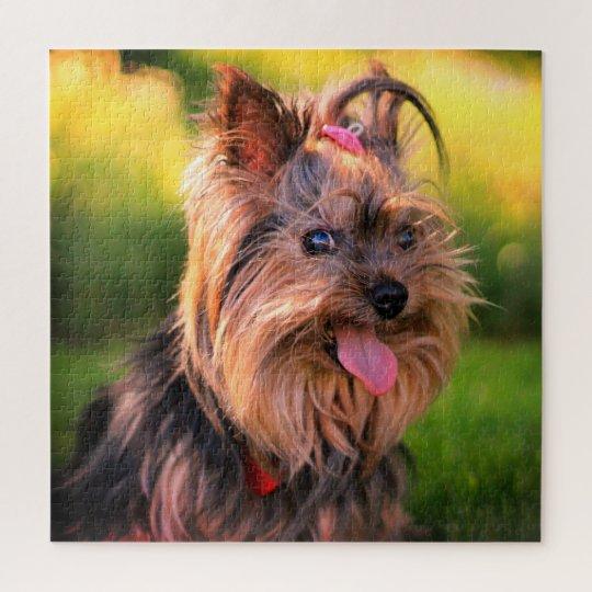 Yorkshire Terrier Puzzle | Zazzle.com