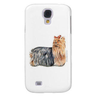 Yorkshire Terrier Samsung Galaxy S4 Cover