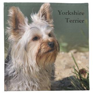 Yorkshire Terrier Servilletas