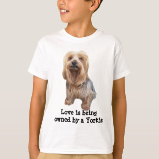 Yorkshire Terrier So Cute Kids Unisex Shirt