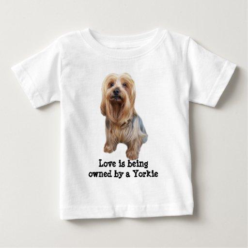 Yorkshire Terrier So Cute Toddler Unisex Shirt