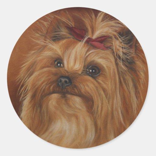Yorkshire Terrier Sticker