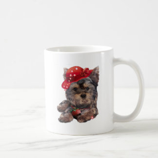 Yorkshire Terrier Strawberry Products Mug