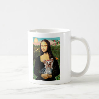 Yorkshire Terrier (t) - Mona Lisa Taza Clásica