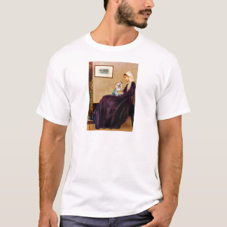 Yorkshire Terrier (T) - Whistlers Mother T-Shirt