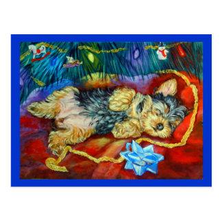 Yorkshire Terrier Tarjetas Postales