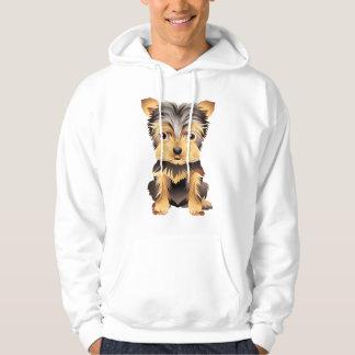 Yorkshire Terrier toy Dog Sweatshirt Clothing