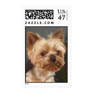 Yorkshire Terrier U S Postage Stamps