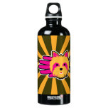 Hand shaped Yorkshire Terrier Water Bottle