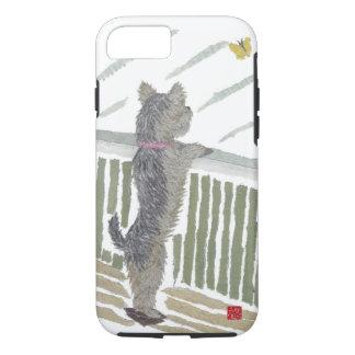 Yorkshire Terrier, Yorkie, Dog, Modern iPhone 7 Case