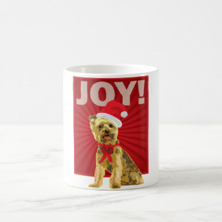 Yorkshire Terrier - Yorkie Santa Clause Coffee Mug