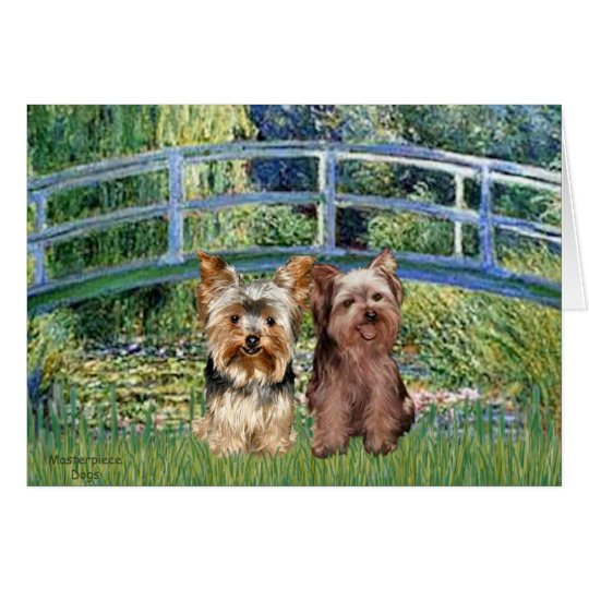 Yorkshire Terriers (17-18) - Bridge Card
