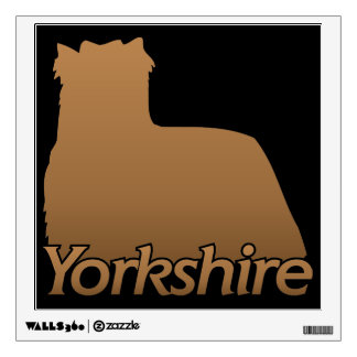 Yorkshire Wall Decal