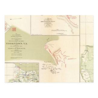 Yorktown, Gloucester, Va Postcard