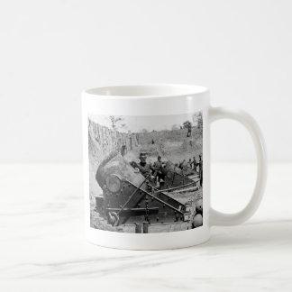 Yorktown Mortar Battery, 1860s Coffee Mug